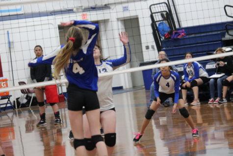 JV Volleyball vs. Mammoth