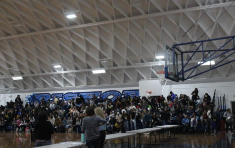 The Honor Roll assembly