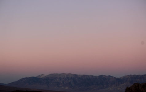 Mountains and Sunsets – Photography