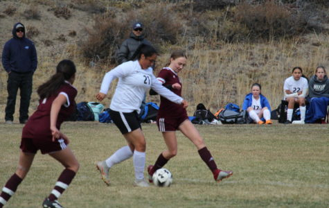 Varsity Soccer Girls: Broncos vs Mammoth November 19