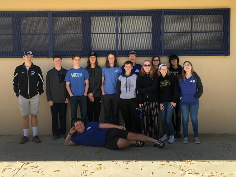 BUHS JV Mathletes knock it out in Kern Valley