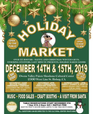 2019 Holiday Market