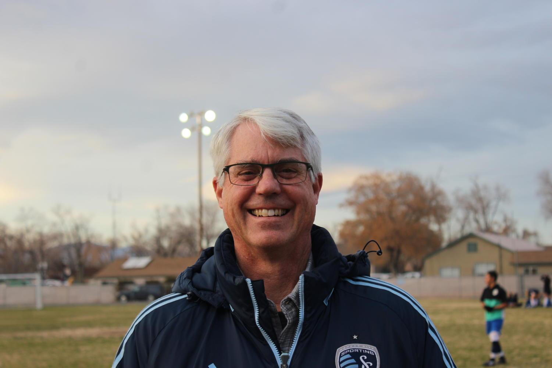 Coach Jeff Gabriel