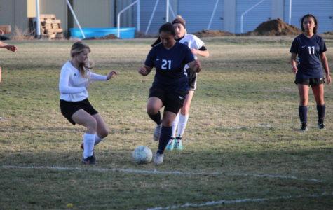 Girls Soccer VS Cal City 12/10/19