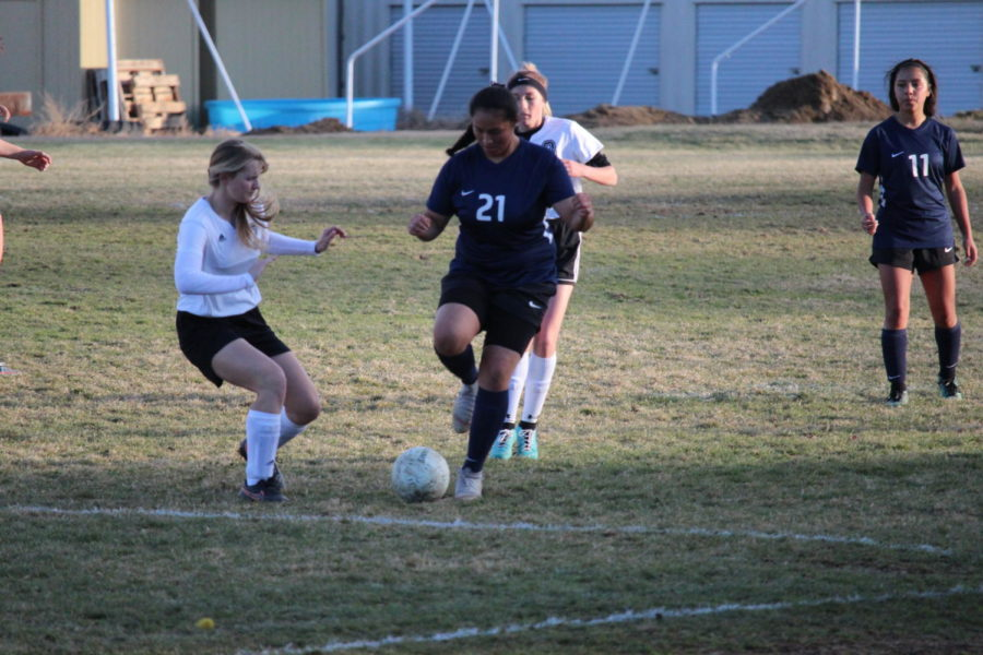 Girls Soccer VS Cal City 12/10/19