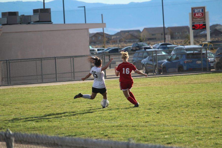Varsity Soccer: Broncos vs Rosamond