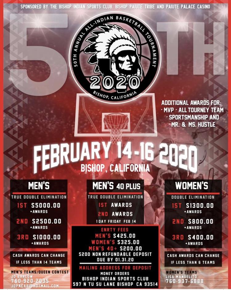 2020 All Native Basketball Tournament