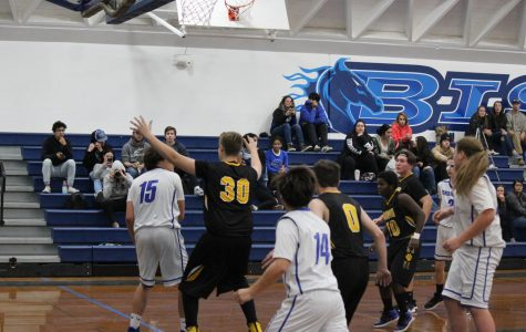 Bronco Boys Fall to Desert