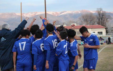 Soccer VS Desert