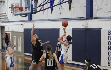 Girls Basketball 1/14/20 VS Boron