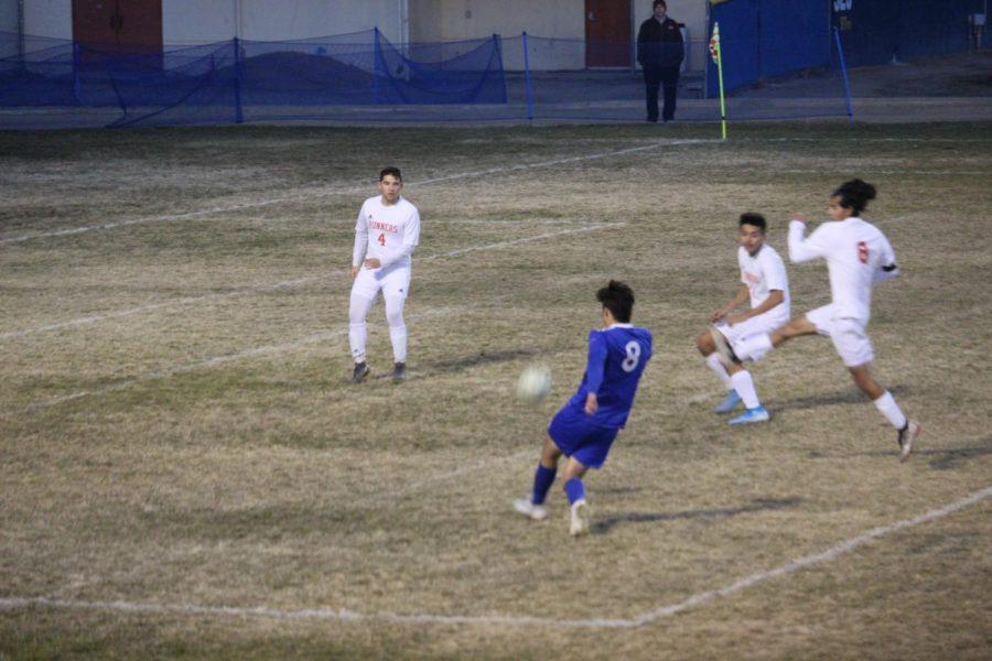 Boys Soccer 1/21/20 VS Rosamond