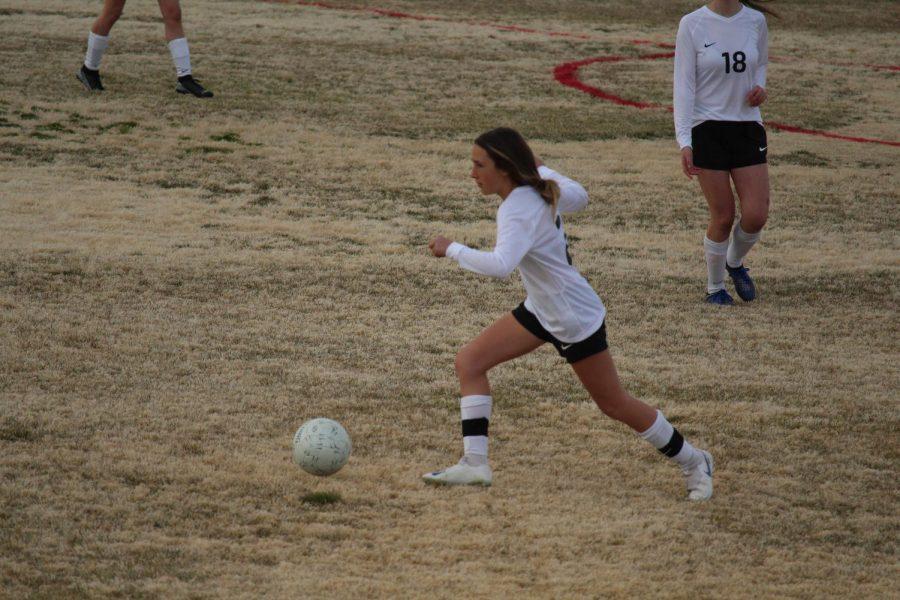 Varsity Soccer: Broncos vs Boron