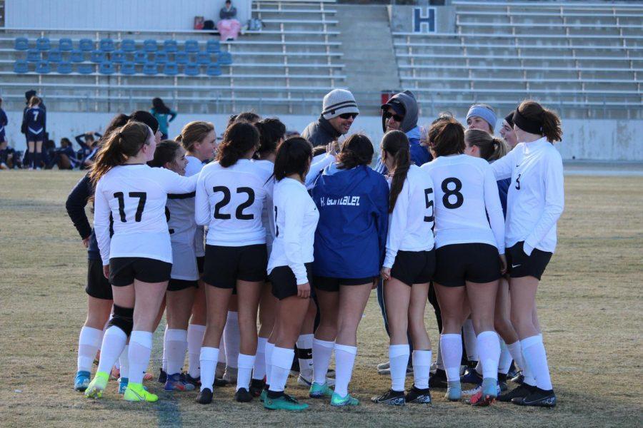 Varsity+girls+soccer+team