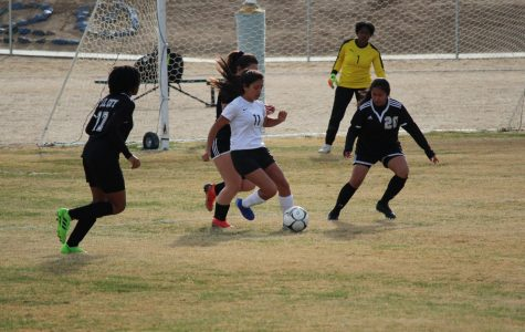 Girls Varsity Soccer: Broncos Vs Cal City