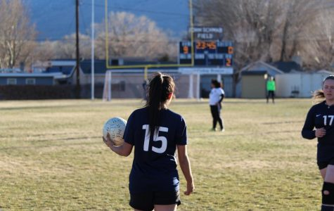 Girls Varsity Soccer vs Boron Photos