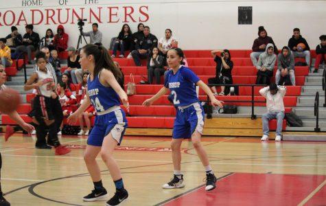 Varsity Girls Basketball vs Rosamond