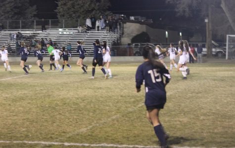 Varisty Girls Soccer vs Mammoth CIF Photos