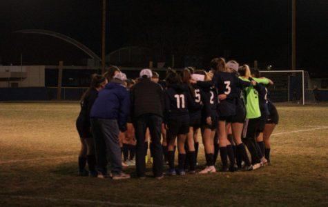 Girls Varsity Soccer: Broncos vs Mammoth