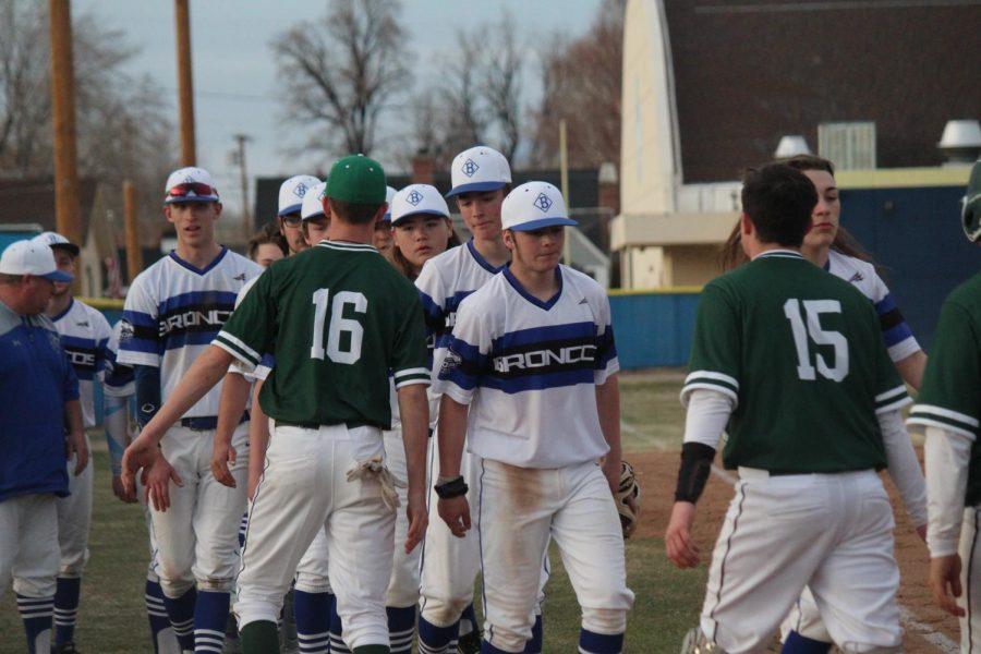 BUHS Baseball VS Burroughs