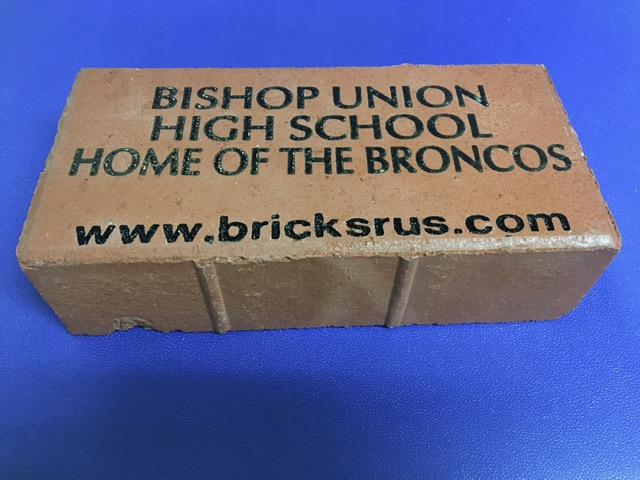Bronco Football Team Fundraiser