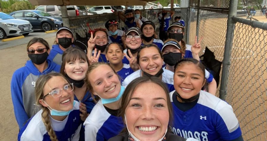 Bishop Union High School Softball Team Wins and Loses This Week