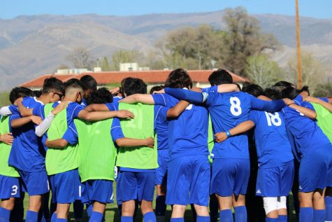 Bishop Bronco Boys Soccer off to a Great Start