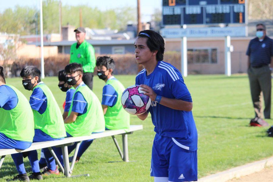 Bishop Soccer vs. Rosamond
