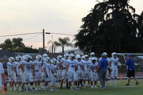 Bishop Union Bronco Football Starting Back up