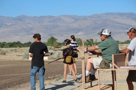 BUHS Trapshooting Season Begins