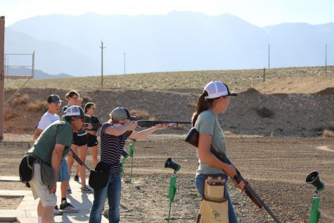 BUHS Trap Shooting Club Update