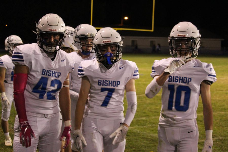 Bishop Bronco Football Update